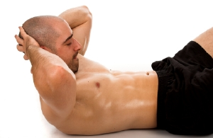 Correct breathing helps you to perform the exercises the correct way