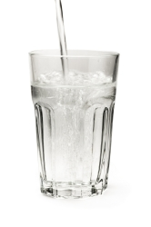 Water can help boost the metabolism