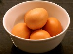 Eggs give good nutrition for muscle growth