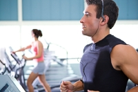 Interval training can be accomplished with many different exercises