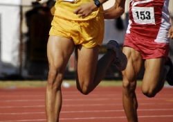 Fast sprints are excellent for boosting testosterone