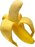 Bananas contain high amounts of potassium