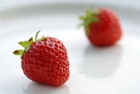 Berries are good for burning fat