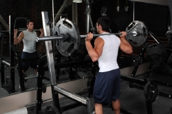 Always perform your cardio after your weight lifting