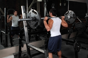 Bodybuilders use whey protein for muscle growth