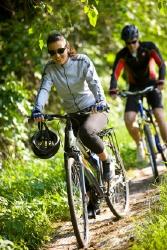 Cycling has many health benefits