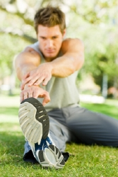 Stretching can prevent you from pulling muscles