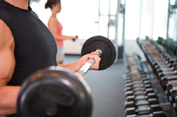 Lift heavy to gain strength and muscle