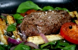 Steak is classed as a great source of protein