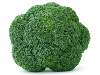 Broccoli can be eaten at stage 2