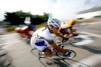 Cycling is another great method for burning fat