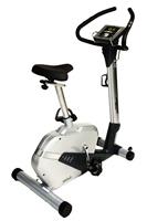 The upright exercise bike