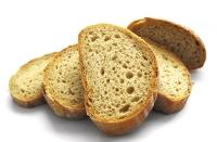 Bread is high in fibre