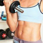 Women Who Gain Bulk and Muscle Easily