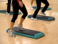 Light step aerobics is a zone 2 exercise