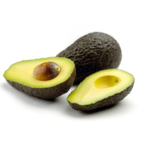 Avocados contain good amounts of healthy fats