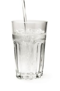Drinking plenty of water is essential when on The Dukan Diet Plan