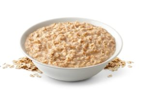 Oatmeal is allowed when you're on the Dukan Diet