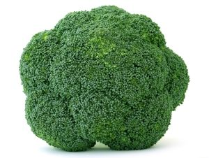 Broccoli is high in calcium