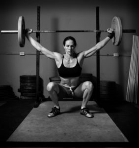 Weightlifting causes tears in the muscles